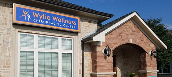 Chiropractic Wylie TX Wylie Wellness Chiropractic Center Building